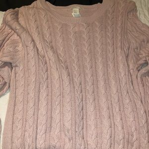 H&M knitted long sleeve